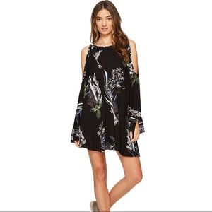 Free People Clear Skies Cold Shoulder Tunic, M